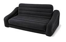 Надувной диван-трансформер Intex 58566, 231 х 193 х 71 см.
