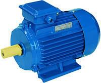 Асинхронний електродвигун потужністю 0,12 кВт