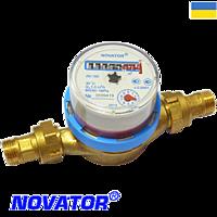 Счётчик для воды NOVATOR