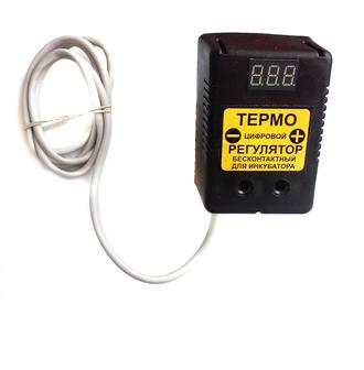 Регулятор температуры для инкубатора на 10 А , 2,2 кВт., фото 2
