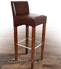 Феникс стул барный Сиетл 1350х370х400мм коричневый   Микс