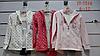 Трикотажный костюм 3 в 1 для девочек оптом, Setty Koop, 4-12 лет,  № LT7514