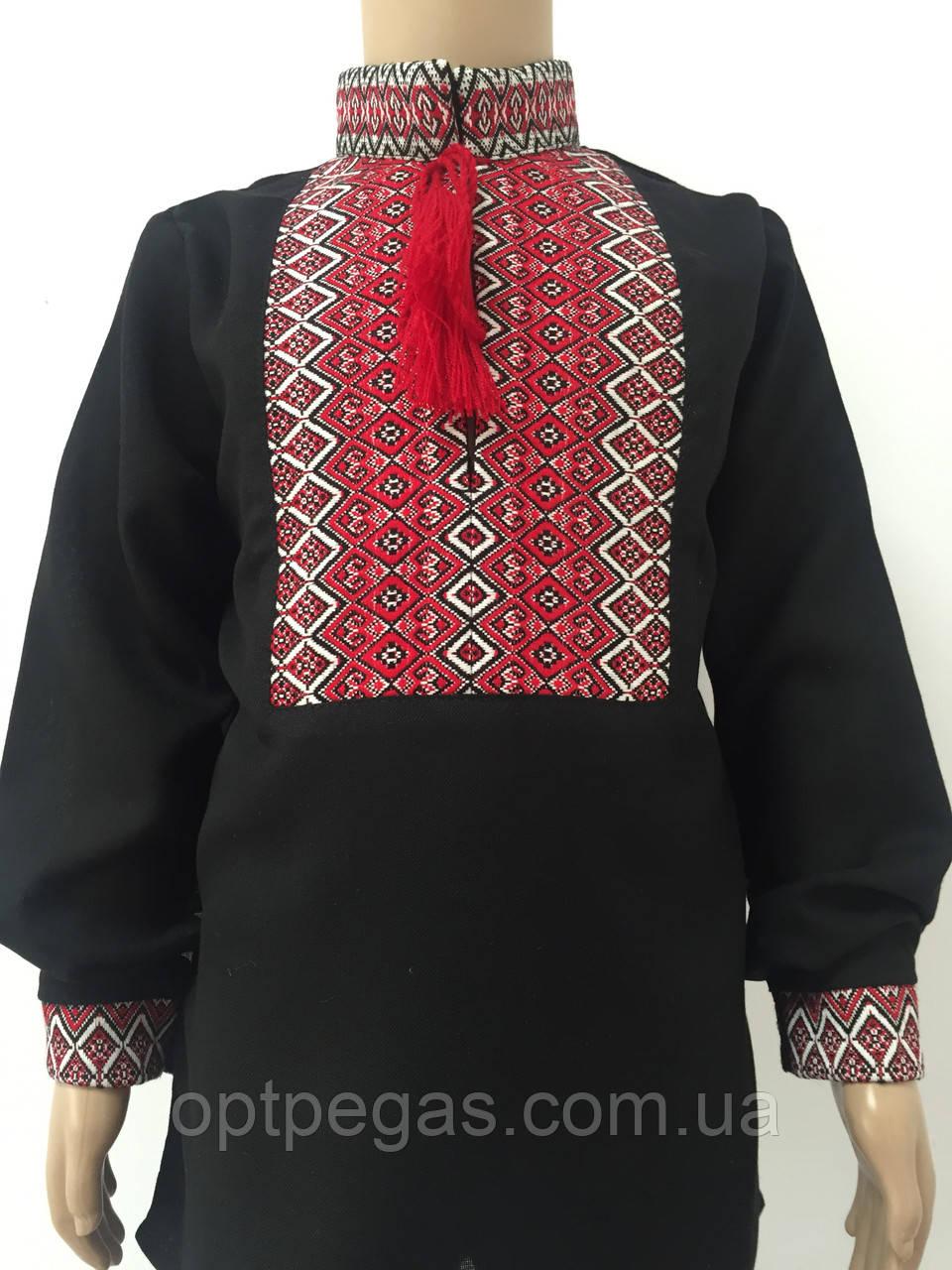... Этническая одежда детская  Вишиванка для хлопчика Бавовна 116. Вишиванка  для хлопчика Бавовна 116 b9f74bb49a3fa
