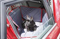 Гамак для перевозки собак в автомобиле ТрендБай 3053 Доггин серый
