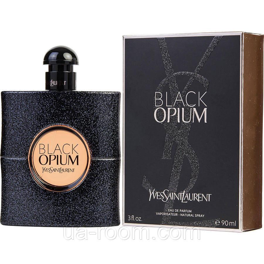 Yves Saint Laurent Black Opium,женская парфюмированная вода 90 мл.
