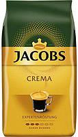 Кофе в зернах Jacobs Crema 1000g (Нидерланды)