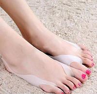 Накладки на пальцы ног от мозолей