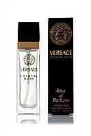 Женский Мини-парфюм Versace Crystal Noir ( 40 мл )
