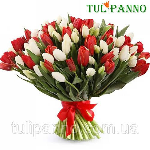 """Букет тюльпанов """"Классика"""""""