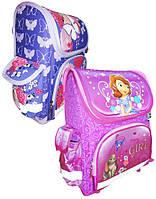 Рюкзак школьный 3059, СОФИЯ, раскладной, 36*28*17 см. (24, 1, 24)