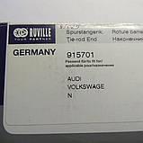 Рулевой наконечник лівий AUDI 100/a6C4/ Ruville 915701, фото 2