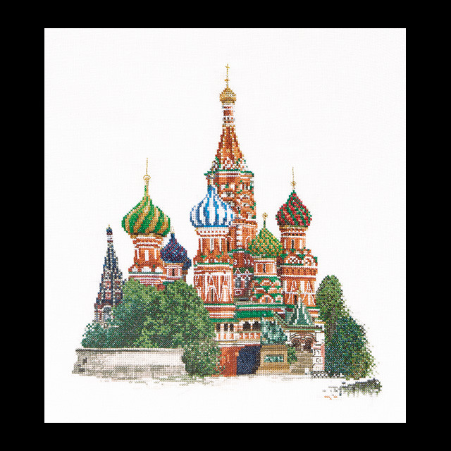Москва интернет магазин вышивки крестиком
