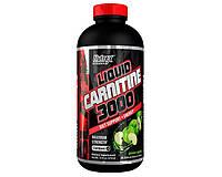 Liquid Carnitine 3000 473 ml green apple