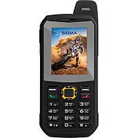 Мобильный телефон Sigma X-treme 3GSM чёрный