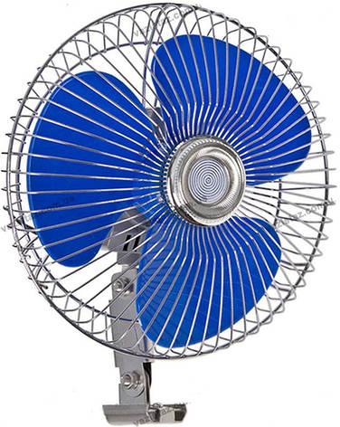 Вентилятор Vitol 8 ВН.24.805/HF-305 метал. 24V, фото 2