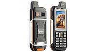 Мобильный телефон Sigma X-treme 3GSM оранжевый-чёрный