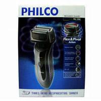 Электрическая бритва с триммером для мужчин Philco RQ-1058, самая лучшая электробритва для мужчин