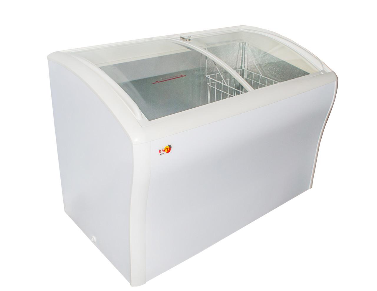 Ларь морозильный EWT INOX CF378SС