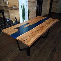 Стол обеденный в гостиную лофт