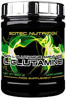 L-Glutamine (300 gr)  Scitec Nutrition аминокислоты глютамин