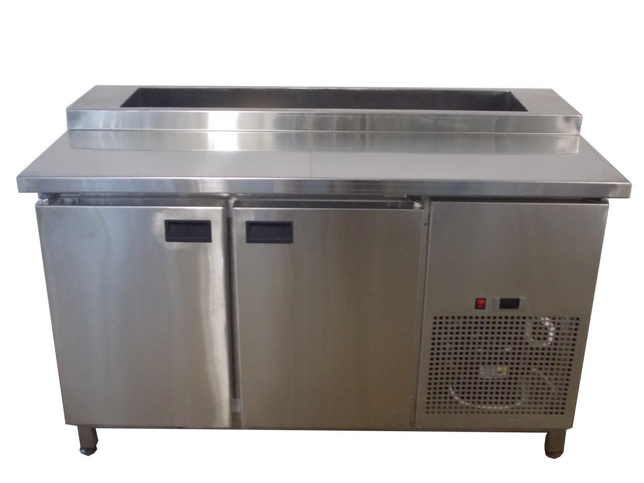 Саладетт Холодильный стол Tehma 1400х700х850
