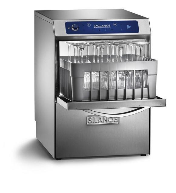 Машина посудомийна фронтальна SILANOS S021 DIGIT