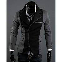 Модное мужское пальто - пиджак, фото 1