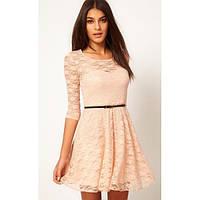Мереживне плаття жіноче, фото 1
