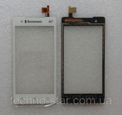 Оригинальный тачскрин / сенсор (сенсорное стекло) для Lenovo A788t (белый цвет)