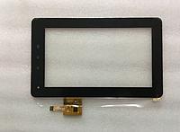 Оригинальный тачскрин / сенсор (сенсорное стекло) для Fly IQ310 (черный цвет, самоклейка)
