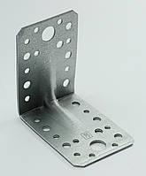 Уголок универсальный с ребром жесткости 90х90х65 х 2,5 мм