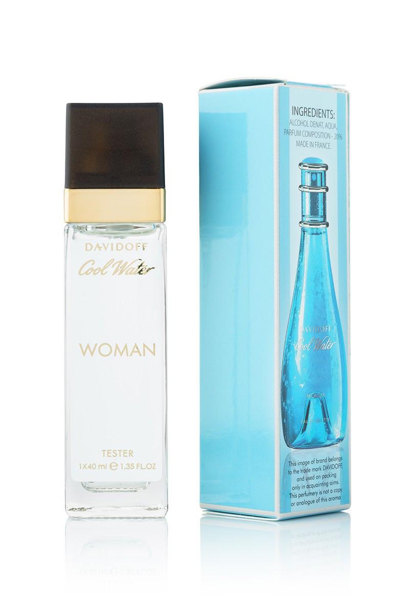 женский мини парфюм Davidoff Cool Water Woman 40 мл продажа