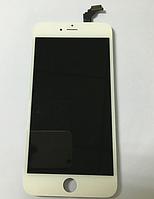 Дисплей (модуль) + тачскрин (сенсор) для Apple iPhone 6 Plus (белый цвет)