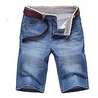 Джинсовые мужские шорты, фото 1