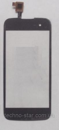 Оригинальный тачскрин / сенсор (сенсорное стекло) для Gigabyte GSmart Rey R3 (черный цвет)