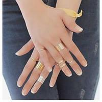 Женские кольца 3 шт., фото 1