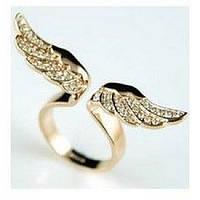 Женское кольцо Крилья, фото 1