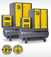 Компрессоры серии AirStation производительностью до 2,3 м3/мин cо встроенным осушителем