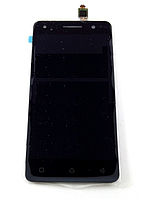 Оригинальный дисплей (модуль) + тачскрин (сенсор) для Lenovo Vibe S1 Lite   S1La40 (черный цвет)