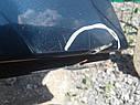 Крыло переднее правое Mazda 323 BJ 1997-1999г.в. синее дорестайл дефект, фото 3