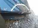 Крыло переднее правое Mazda 323 BJ 1997-1999г.в. синее дорестайл дефект, фото 5
