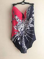 Сдельный купальник Fuba. Размеры 48-56. Большие размеры, фото 1