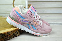 Кроссовки женские Reebok LX 850 розовые 2608