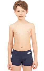 Подростовые плавки для мальчика ARENA Solid Short Jr