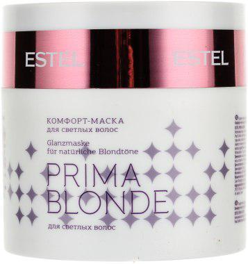 PRIMA BLONDE - комфорт-маска для светлых волос