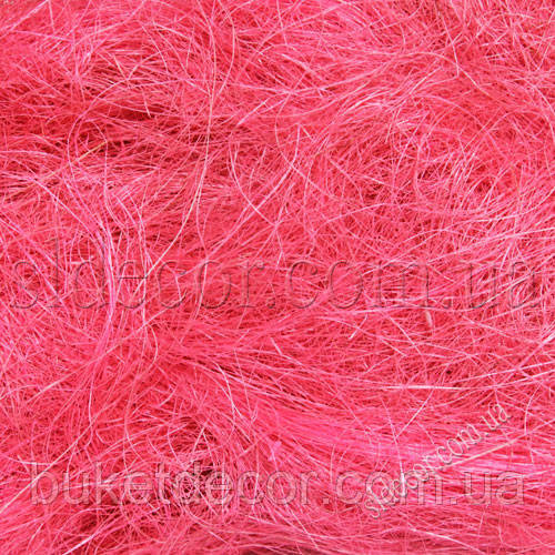 Сизаль ярко-розовая SZ05