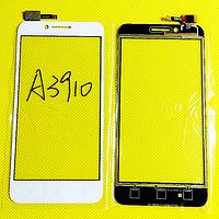 Оригинальный тачскрин / сенсор (сенсорное стекло) для Lenovo A3910 (белый цвет)