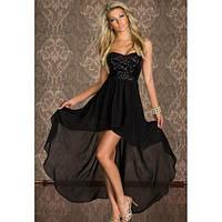 Коктейльное вечернее платье, фото 1