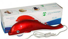 Вибромассажер ручной Дельфин