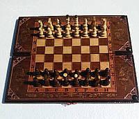 Набор Шахматы+нарды Дракон